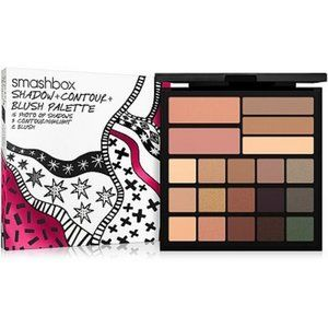 Smashbox Shadow Contour & Blush Master Palette NEW